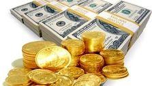 قیمت طلا، قیمت دلار، قیمت سکه و قیمت ارز امروز ۹۸/۱۱/۱۳