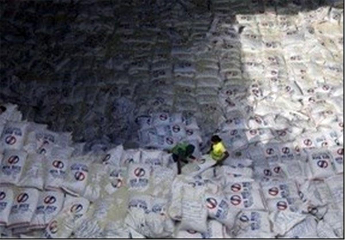 انتقاد انجمن واردکنندگان برنج از توزیع برنج های دولتی در بازار