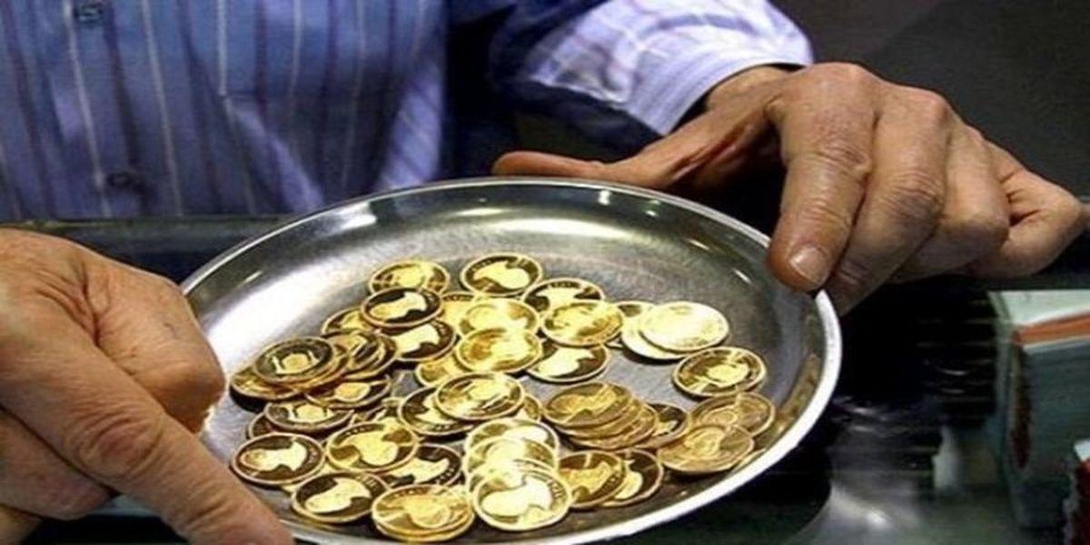 قیمت سکه امامی امروز پنجشنبه ۱۴۰۰/۰۶/۱۱| سکه امامی گران شد