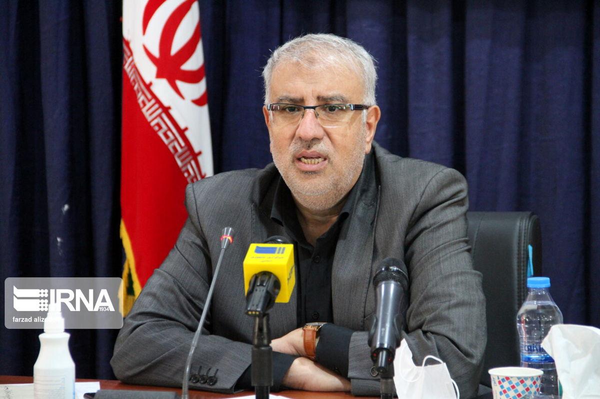 وزیر نفت: ۱۰ میلیارد دلار برای توسعه میدان نفتی آذر مهران سرمایهگذاری شد