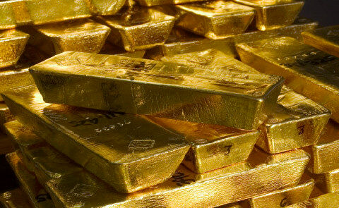 قیمت طلا نزدیک به بالاترین رکورد ۷ ساله ایستاد