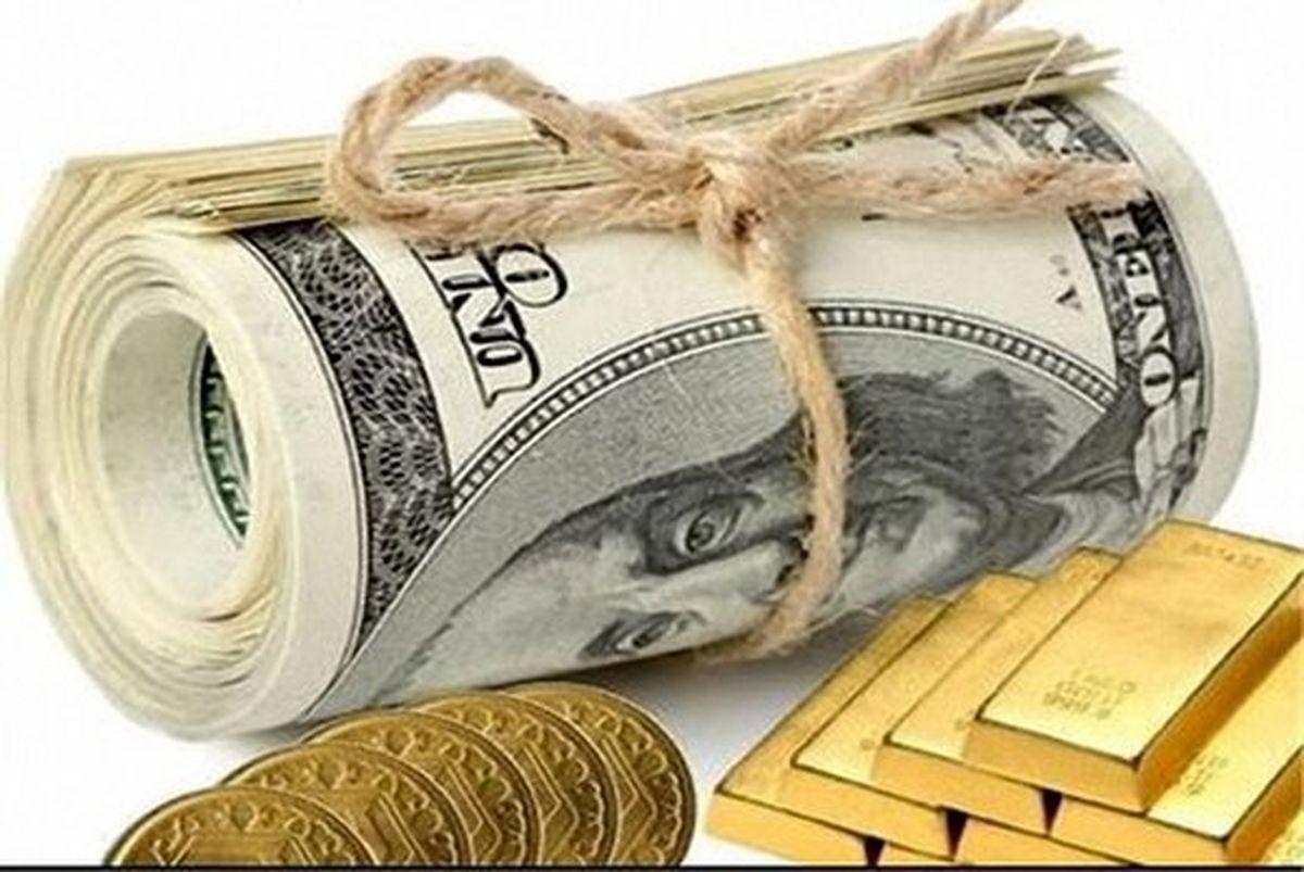 قیمت طلا، سکه و ارز امروز ۱۴۰۰/۰۶/۱۱