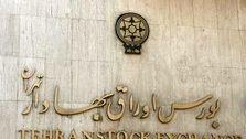 رشد شاخص بورس تهران در دنیا دوم شد