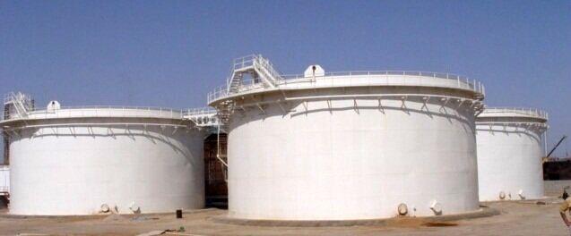 افزایش ۱۲۰ میلیون لیتری ظرفیت ذخیره سازی بنزین