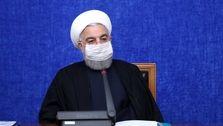 روحانی: هدف بودجه ۱۴۰۰ قطع وابستگی مستقیم بودجه به نفت است