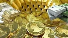 افزایش اندک بهای طلا، کاهش جزیی قیمت دلار
