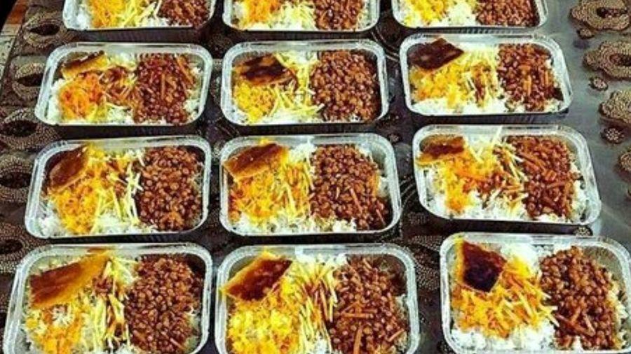 توزیع غذا در هیاتهای عزاداری ممنوع است
