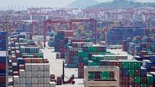 ویروس چینی مانع افزایش صادرات آمریکا میشود