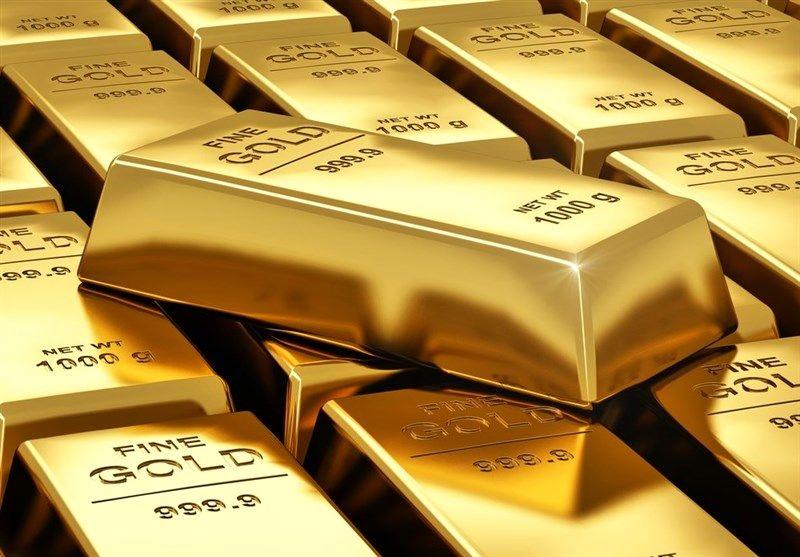 قیمت جهانی طلا امروز ۹۹/۰۹/۰۷ کاهش قیمت هر اونس طلا به ۱۸۰۷ دلار