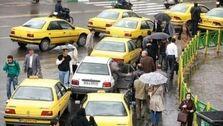 کرایه تاکسی در تهران گران شد