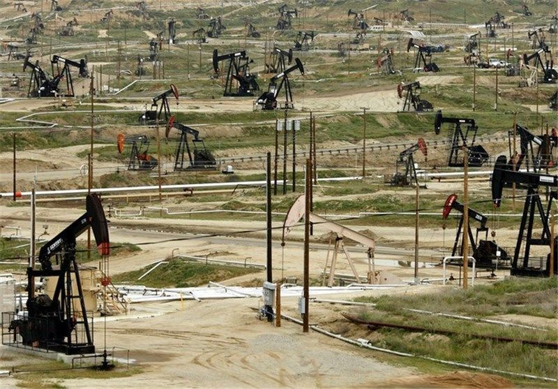 تعداد چاه های نفت و گاز آمریکا برای دهمین هفته پیاپی کاهش یافت