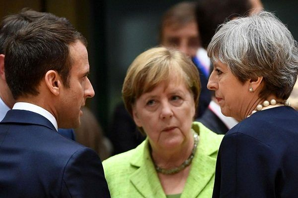 تروئیکای اروپایی: نگران برجامیم
