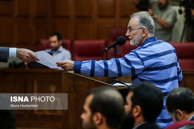 نظر وکیل بابک زنجانی درباره دادگاه نجفی