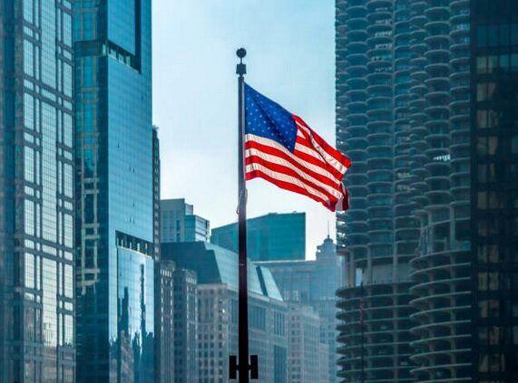 درآمد مالیاتی در آمریکا چقدر است؟