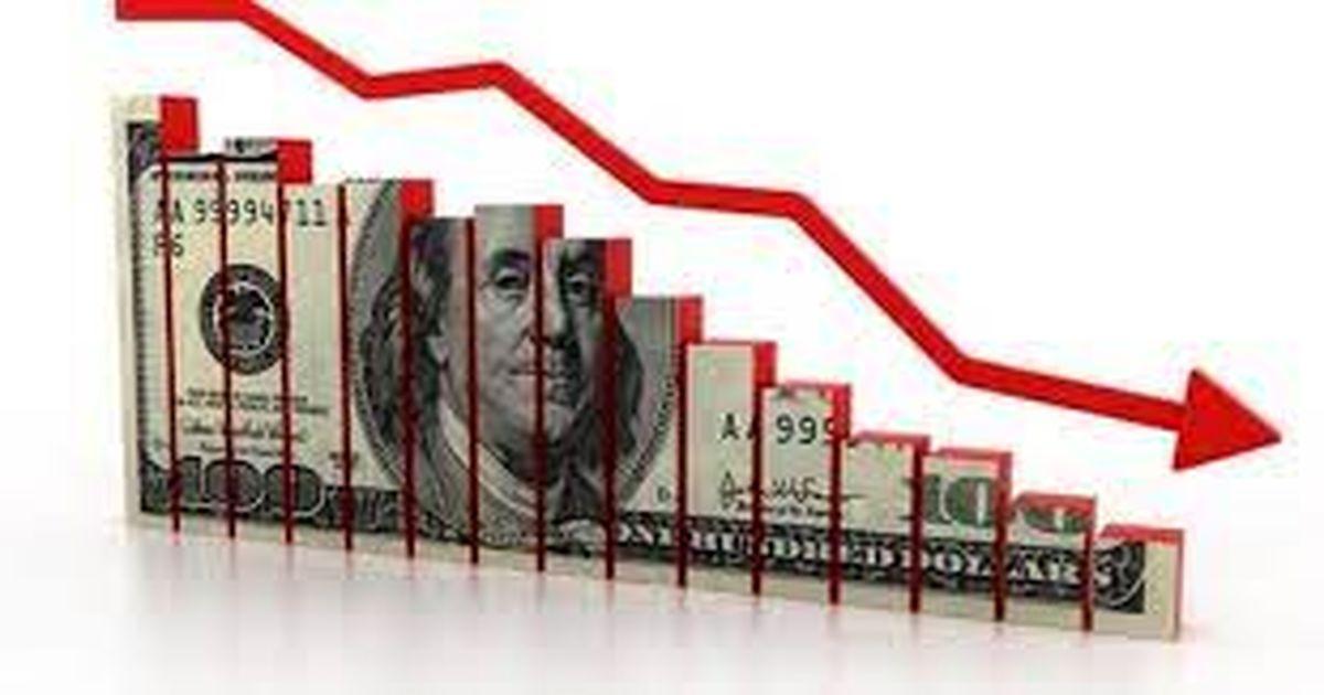 دلار صرافی بانکی اول هفته کاهشی شد