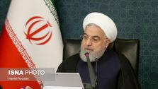 روحانی: تصمیمات سخت برای حفاظت از جان مردم است
