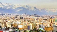 خانه در تهران متری ۱۵.۶ میلیون تومان