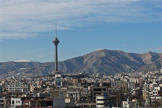 تهران آخر هفته خنک خواهد شد