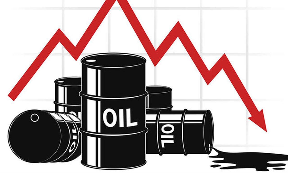 قیمت نفت در پی گزارش اشتغال ضعیفتر از حد مطلوب آمریکا، کاهش یافت