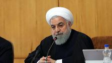 روحانی: ما نوکر مردم هستیم/ آدم باورش نمی شود، هواپیما در مسیر هوایی کنار فرودگاه بین المللی پایتخت مورد هدف قرار گرفت
