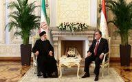 رئیسی: ظرفیت تجاری و اقتصادی ایران و تاجیکستان باید توسعه یابد