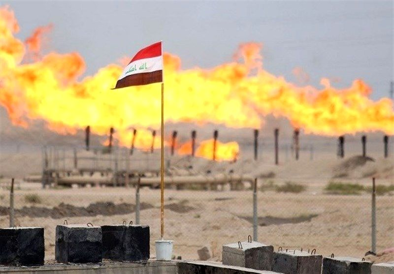 تولید در یک میدان نفتی عراق از سر گرفته شد