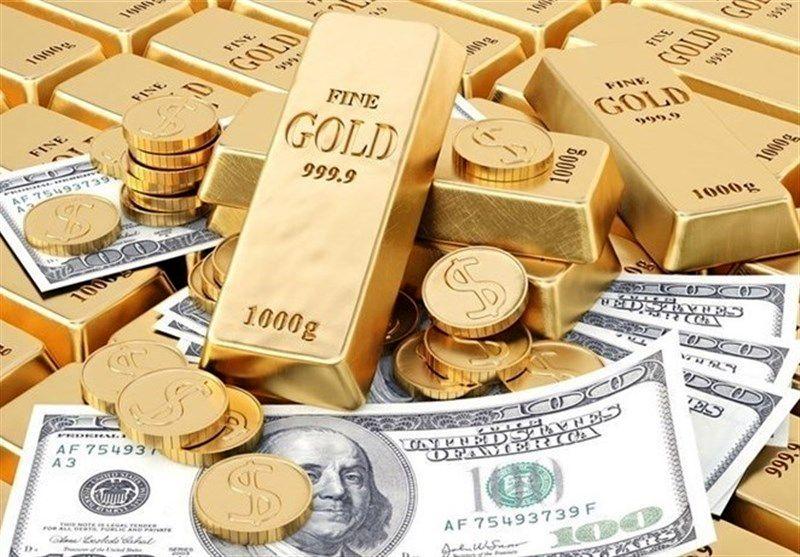 قیمت طلا، قیمت دلار، قیمت سکه و قیمت ارز امروز ۹۹/۰۱/۱۹  کاهش قیمت دلار و سکه در بازار آزاد
