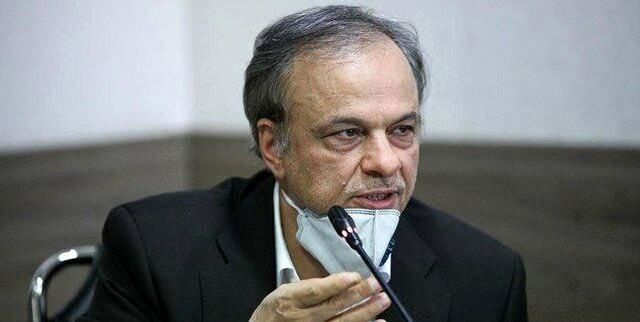 علیرضا رزم حسینی وزیر صمت شد
