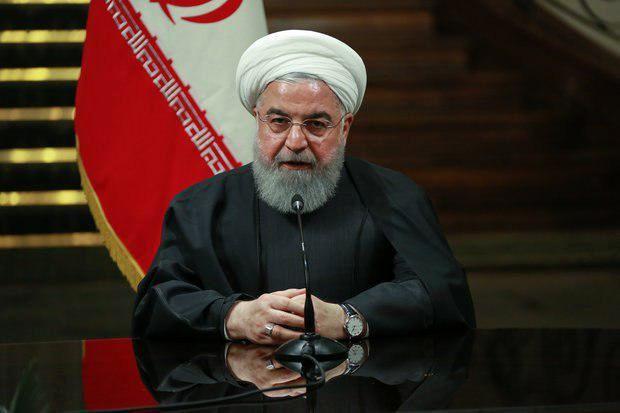 روحانی: امروز، هژمونی آمریکا در عرصه اقتصاد به طور جدی به چالش کشیده شده است