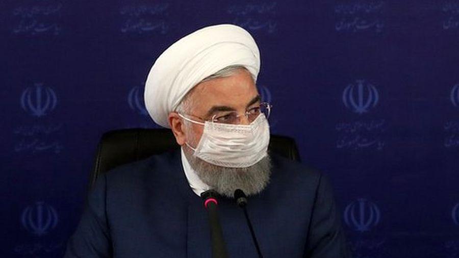 روحانی: هر فردی که از ماسک استفاده نکند ۵۰ هزار تومان جریمه میشود
