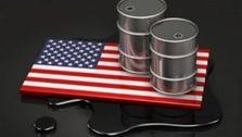 تولید نفت آمریکا به کمترین رقم در ۷ ماه گذشته رسید