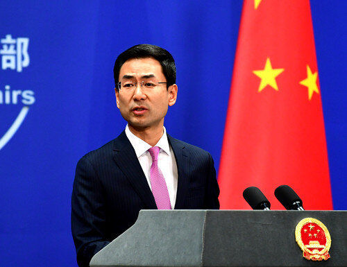 انتقاد شدید چین از آمریکا به خاطر تحریمهای مرتبط با ایران