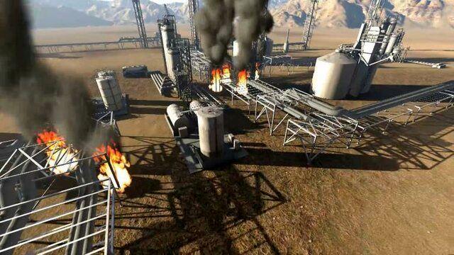 طراحی سیستمهای ضدپهپاد برای حفاظت از تاسیسات نفتی روسیه