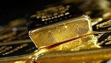 صعود طلا به بالاترین قیمت در یک ماه گذشته