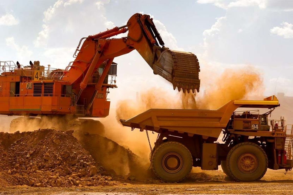 صادرات سنگ آهن استرالیا، برزیل و آفریقای جنوبی در ماه سپتامبر کاهش یافت