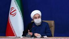 روحانی: وضعیت اقتصادی رونق می گیرد