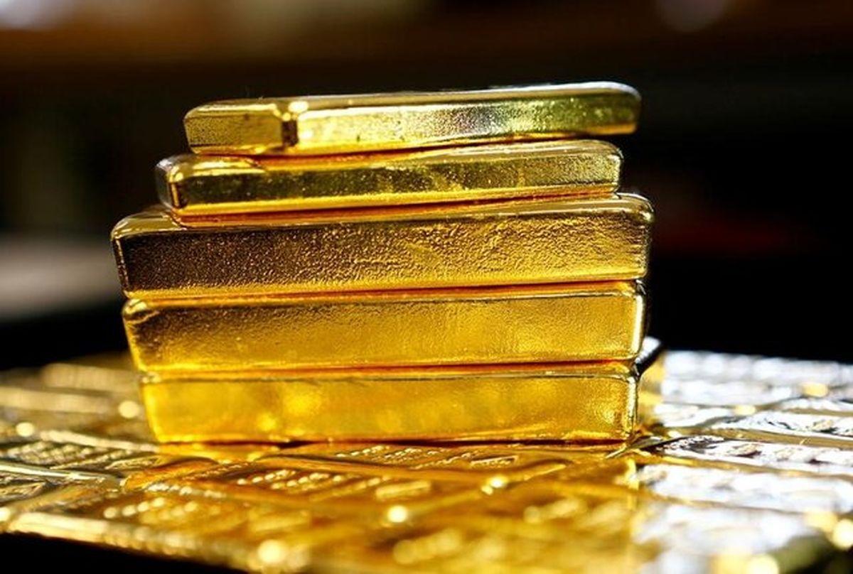 قیمت جهانی طلا امروز ۱۴۰۰/۰۶/۱۶/ بازار طلا در انتظار نشست این هفته بانک مرکزی اروپا