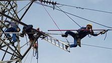 آخرین وضعیت وصل برق روستاهای سیل زده لرستان و ایلام
