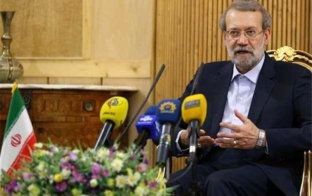 لاریجانی: تصمیمی برای سهمیهبندی بنزین نگرفتهایم